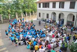 Immagine correlata a SYM Mornese 2015: in festa con la Madre generale