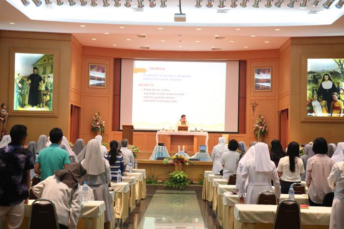 Kiểm thảo 3 năm Liên Tỉnh Dòng CIAO