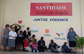 Immagine correlata a Visita in Angola
